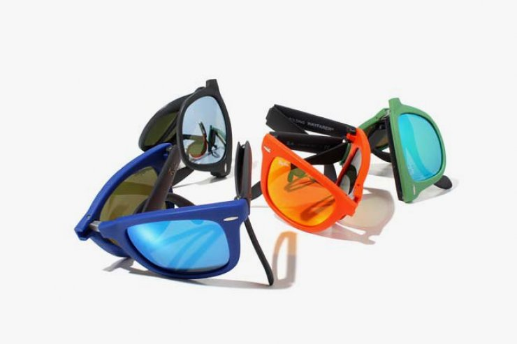 Folding Wayfarer Collection